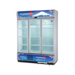 Fujidenzo 29 cu.ft 3-door showcase chiller