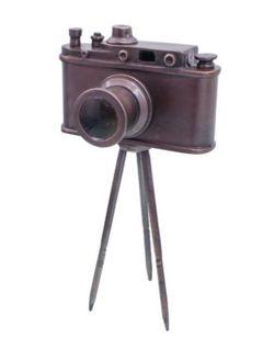Vintage Camera Deco