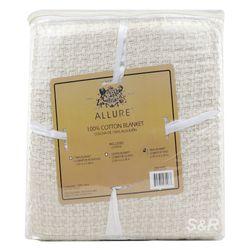 Allure 100% Cotton Blanket King