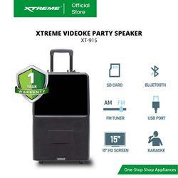 XTREME Videoke Party Speaker ( XT-915)