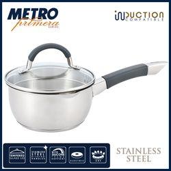 Metro Primera MPCW 1819 18cm Stainless Steel Sauce Pan