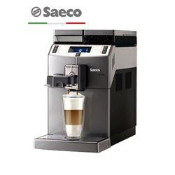 Saeco Lirika One Touch Cappuccino Espresso and Coffee Machines