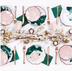 Khloe Dinnerware Party Set for 8