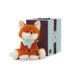 Kaloo Les Amis - Paprika Fox - Small (19CM)