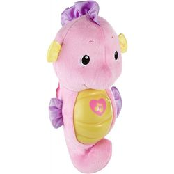 Fisher Price Soothe and Glow Pink Seahorse