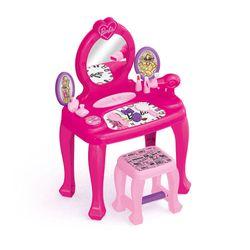Barbie Vanity Table & Stool Set