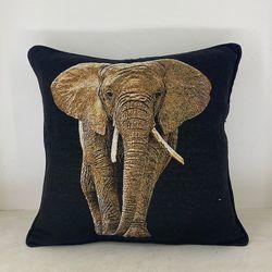 ARQ Curtains Jumbo 18x18 Safari Collections Pillowcase