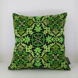 ARQ Curtains Marquesas 18x18 Safari Collections Pillowcase