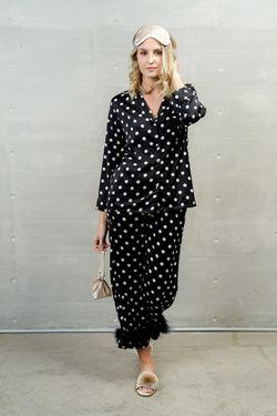 Intissimo Melissa Polka Dots Long Pyjama