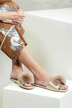 Intissimo Silk Indoor Slippers