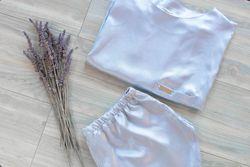 Intissimo Iris Oversized Top Terno