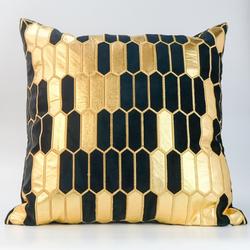 Marceline Noir Cushion Cover