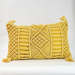 Miya Jaune 30 Cushion Cover