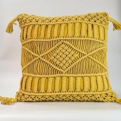 Miya Jaune 45 Cushion Cover