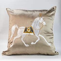 Magni Taupe Cushion Cover