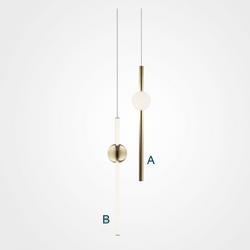 Donna Vertical Pendant Lamp