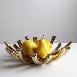 Gold Branches Bowl LA-1913