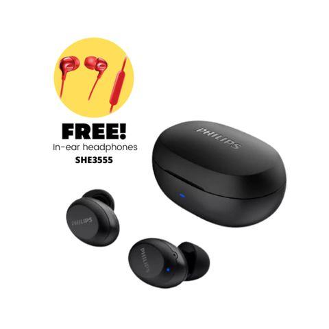 Philips TAT1235 In-Ear True Wireless Headphones