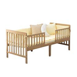 Brandt Convertible Toddler Bed