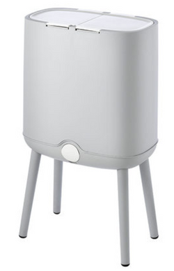 High Style Dry And Wet Trash Garbage Bin