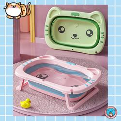 Cat Foldable Bath Tub