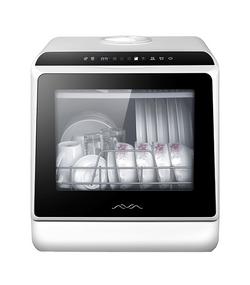 AVA Mini Dishwasher with FREE 1kg Dishwasher Powder Detergent
