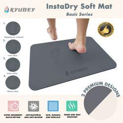 Kyubey InstaDry Soft Mat - Basic Series