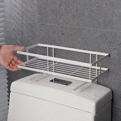 Over-the-Toilet Organizer Rack (Single Tier)