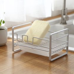 Soap and Sponge Sink Organizer