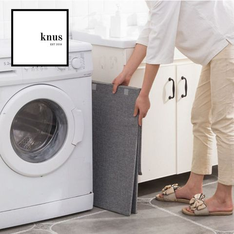 Collapsible Laundry Hamper with removable Mesh