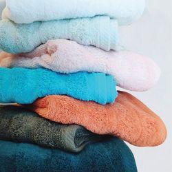 Lifestyle by Canadian 103-Brazilian 2pcs Bath Towel