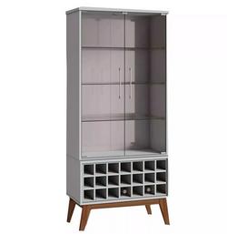 Cristaleira Classic Display Cabinet