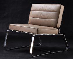Dusty Cloud Pixie Armless Chair PREORDER