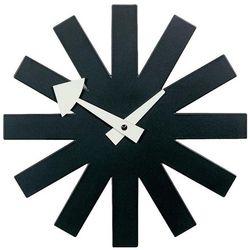 Dusty Cloud Asterisk Analog Clock PREORDER