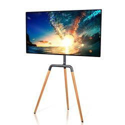 Dusty Cloud Will 45 to 65 inch TV Easel