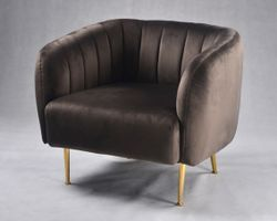 Dusty Cloud Gyro Accent Chair PREORDER