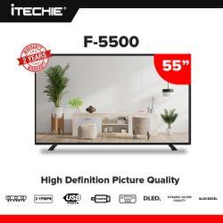 "ITECHIE 55"" LED TV (F-5500)"