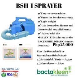 Bactakleen BSH1 Compact Sprayer