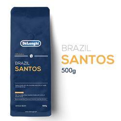 DeLonghi Brazil Santos Coffee Beans 500g
