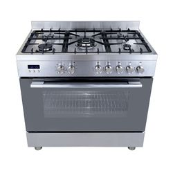 Maximus 90cm Gas-Electric Freestanding Cooker MAX-FC900GES