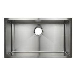 Maximus Stainless Steel Kitchen Sink  MAX-S812S