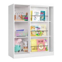 Lexus Toy Shelves with Sliding Bookshelf