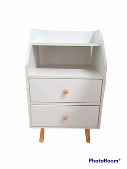 Kendra Side Table Drawer