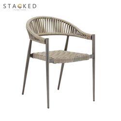 Toledo Chair (Gray)