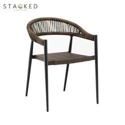 Toledo Chair (Brown)