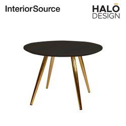 Halo Design Madison Coffee Table Black Top