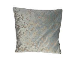 Halo Design Light Blue Pillow