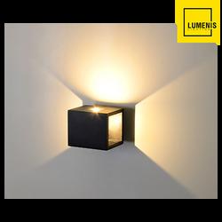 Vacxel Wall Lamp Black LWA100ABLK