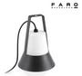 Faro Cat Portable Outdoor Lamp Black