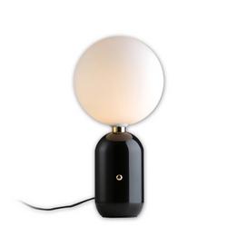 Halo Design Cas Table Lamp Black 9145T